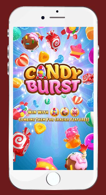 รีวิว Candy Burst