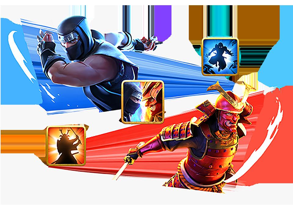 รีวิว Ninja vs Samurai
