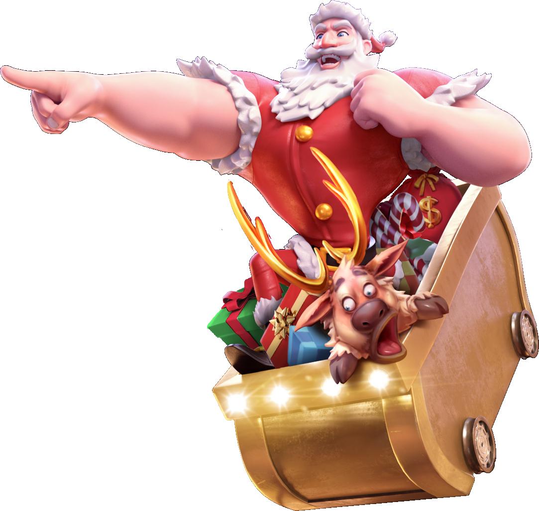 รีวิว Santa's Gift Rush